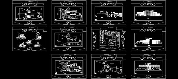 تصویر پروژه طراحی فنی دانشکده