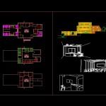 دانلود پروژه طراحی معماری دانشکده معماری