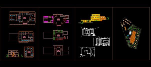 تصویر پروژه دانشکده معماری