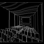 دانلود ۳D داخلی آمفی تئاتر