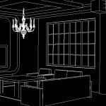 دانلود ۳D داخلی خانه مسکونی