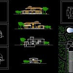دانلود پروژه خانه ویلایی دوبلکس
