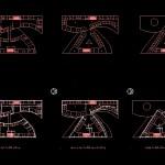 دانلود پروژه طراحی معماری بیمارستان