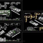 دانلود پروژه شهرک مسکونی