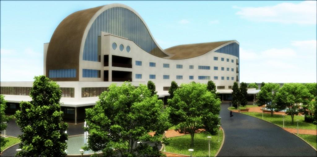 پروژه پایان نامه هتل