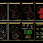 دانلود پروژه طراحی فنی مهدکودک با جزئیات کامل