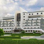 دانلود پروژه طراحی معماری هتل