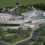 دانلود پروژه طراحی معماری موزه آبزیان